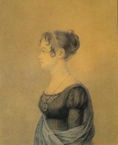 Ржевская Варвара Александровна, урожденная Римская Корсакова (1784 -1813) http://www.liveinternet.ru/users/4000579/post289212110/