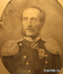 Генерал от инфантерии Василий Федорович Ралль http://www.tverlife.ru/news/33261.html