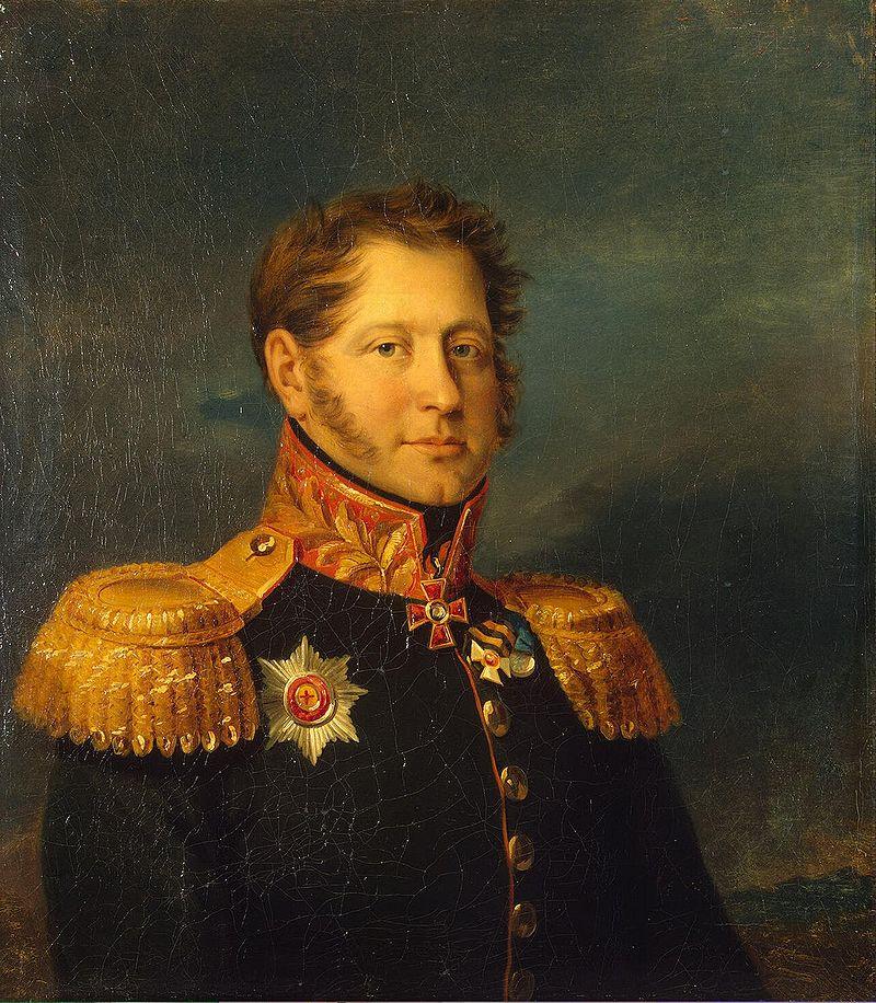 Грессер Александр Иванович (1772 - 1822) https://commons.wikimedia.org/wiki/File:Gresser_Alexandr_Ivanovich.jpg#/media/File:Gresser_Alexandr_Ivanovich.jpg