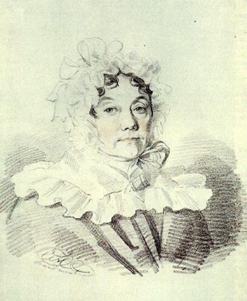 Мария Ивановна  Римская Корсакова (Маменька). http://www.liveinternet.ru/users/4805314/post331122397/