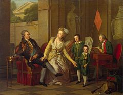 Салтыков Николай Иванович с семьей https://commons.wikimedia.org/wiki/File:Johann_Friedrich_August_Tischbein_-_Portrait_of_the_Saltykov_Family_-_WGA22710.jpg#/media/File:Johann_Friedrich_August_Tischbein_-_Portrait_of_the_Saltykov_Family_-_WGA22710.jpg