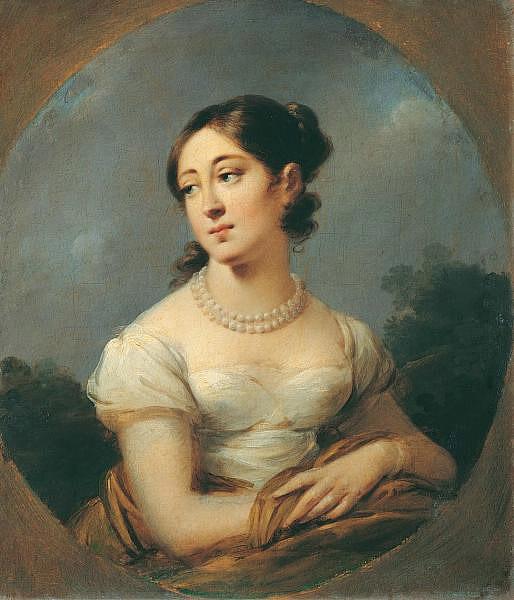 Мария Николаевна Голицына https://commons.wikimedia.org/wiki/File:Alexander_Molinari2.jpg#/media/File:Alexander_Molinar