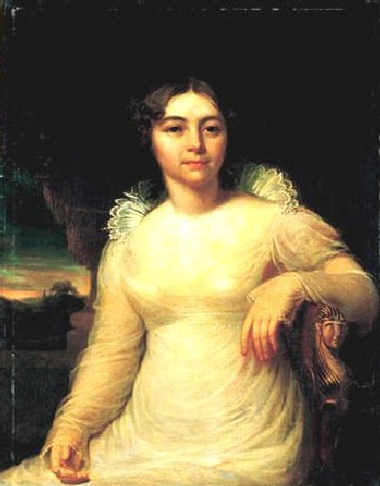 графиня Екатерина Петровна Ростопчина https://commons.wikimedia.org/wiki/File:Catherine_Rostopchina.jpg#/media/File:Catherine_Rostopchina.jpg