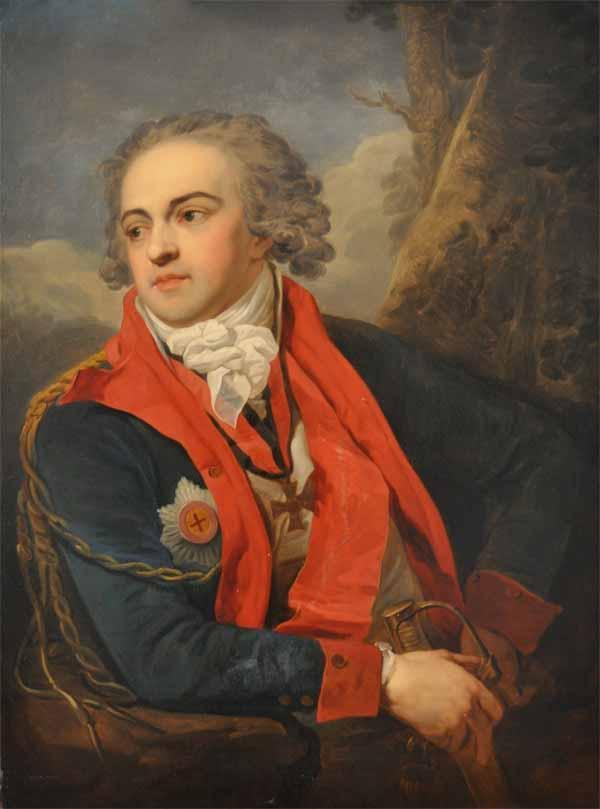 Апраксин Степан Степанович