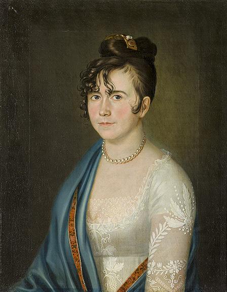 графиня Бобринская Анна Владимировна