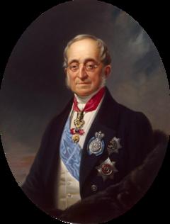 Нессельроде граф Карл Васильевич