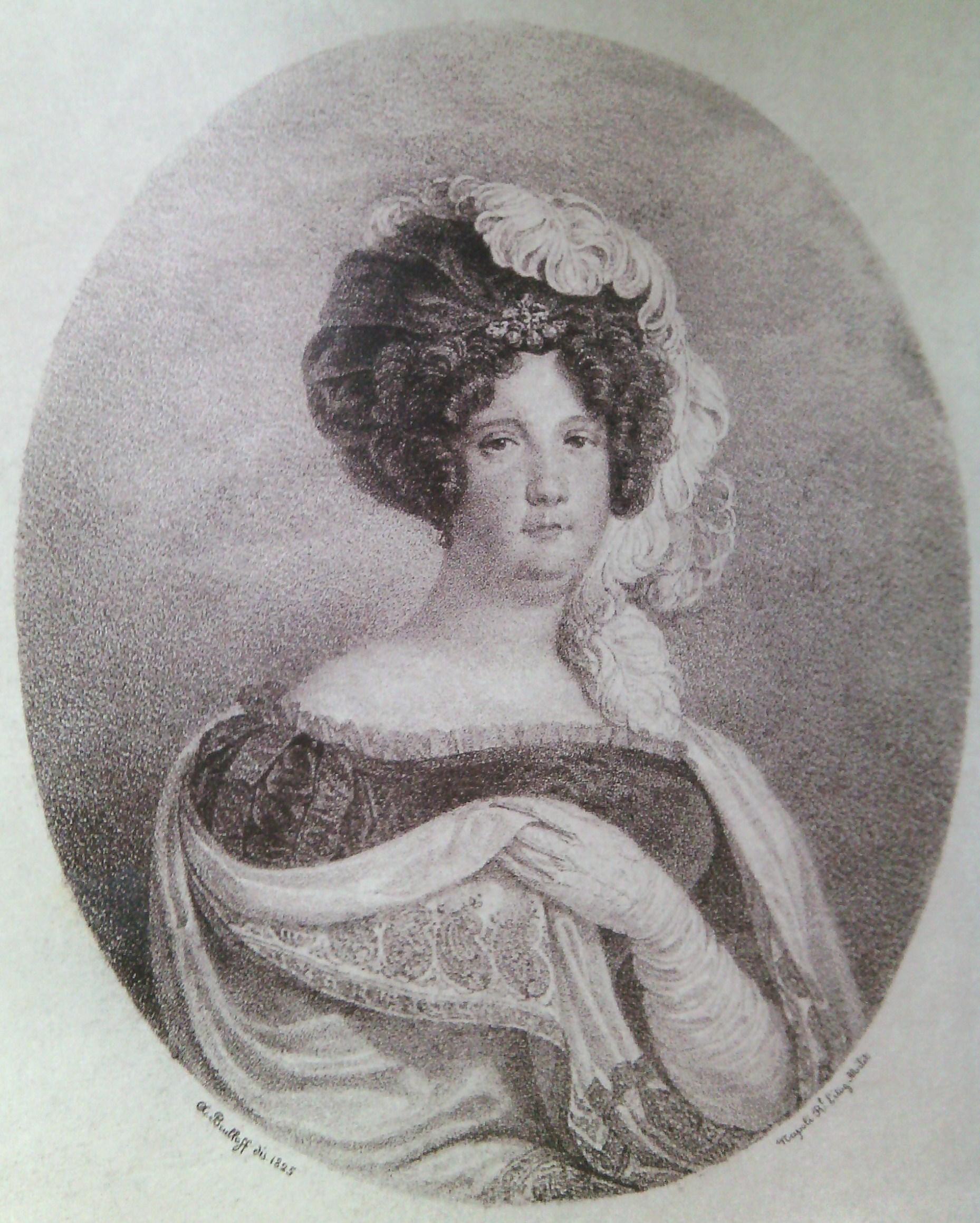 Нессельроде графиня Мария Дмитриевна