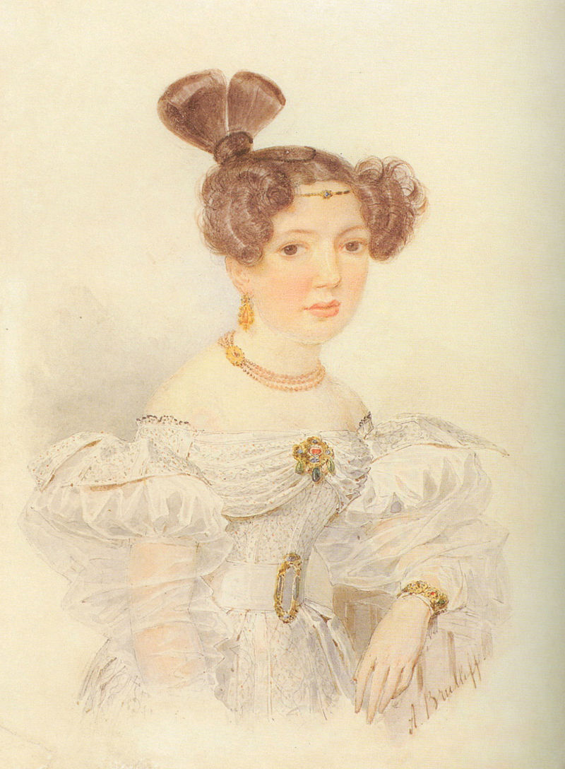 Шуберт Софья Александровна, урожденная баронесса Ралль