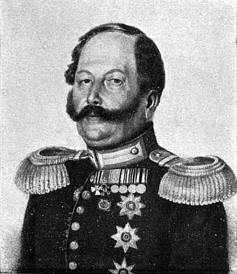 Оффенберг барон Иван Петрович